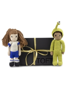 TOFT Playtime Mini Dolls Discovery Box