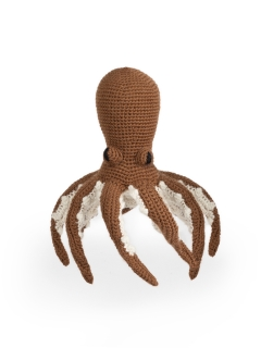 Learn to Crochet Tentacles: Graeme the Octopus Sat 8th June (AM)