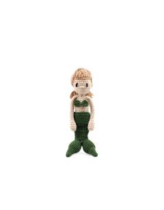 Mini Mermaid Doll