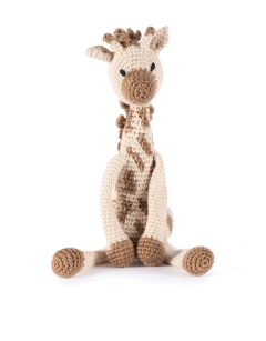Crochet Caitlin the Giraffe Sun 3rd June (AM)
