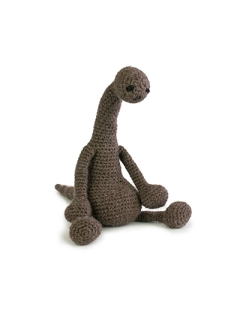 Learn to Crochet: Mary the Brontosaurus Sat 8th June (PM)