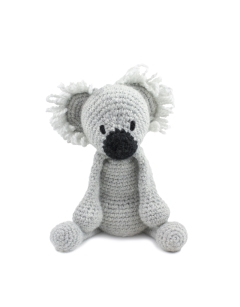Crochet Samuel the Koala Sat 12th January (PM)