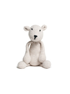 Crochet Piotr the Polar Bear Sat 5th January (PM)