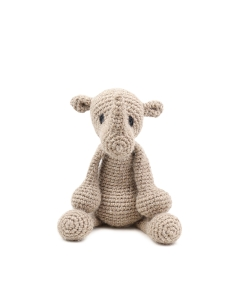 Crochet Austin the Rhino Sat 3rd November (PM)