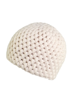 Learn to Crochet a Hat: Cluster Beanie Sat 6th April (AM)