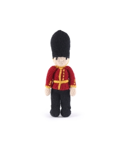 Mini Soldier doll