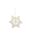 Crochet a Snowflake Decoration Wed 14th November (PM)