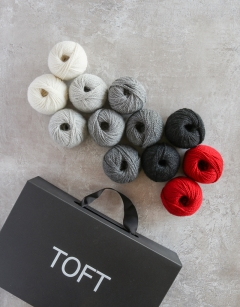 DK wool selection box