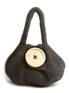 Giant Button Bag