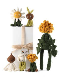 Flower Monster Gardening Gift Box