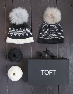 Knitted Hats Gift Box