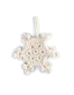 Snowflake Christmas Decoration pdf