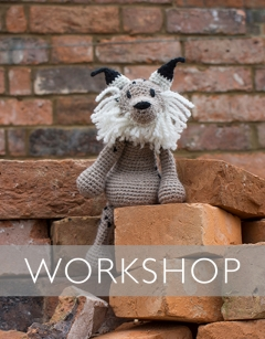 Learn to crochet: Lillith the Lynx Sunday 20th September (AM)