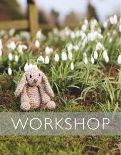 Learn to Crochet: Mini Emma the Bunny Wednesday 2nd October (PM)