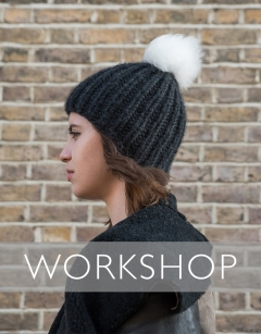 Learn to Knit: Moor Hat Sunday 12th January (AM)