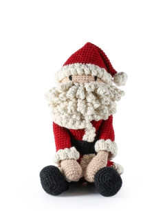 Large Santa Claus Doll