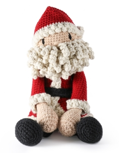 Giant Santa Claus Doll