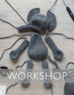 Learn to Sew up your Ed's Animal: Friday 21st August (1.30-2.30PM)