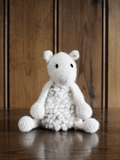 Learn to Crochet: Simon the Sheep Saturday 7th September (AM)