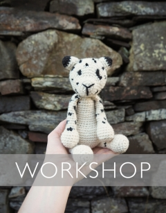 Learn to Complex Colour Change: Mae the Snow Leopard Saturday 25th January (PM)