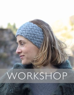 Learn to cable knit Saturday 12th September (PM)