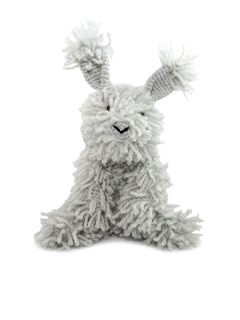 Learn Crochet Loop Stitch: Lauren the Angora Bunny Sun 2nd June (PM)
