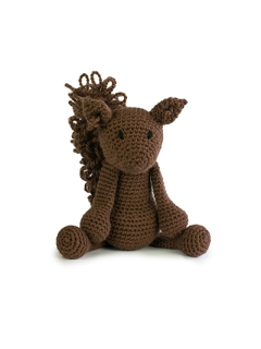 Crochet Boris the Red Squirrel Sun 9th September (PM)