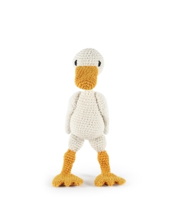 Crochet Geraldine the Duck Sun 9th December (AM)