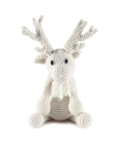 Crochet Caspar the Peary Caribou Wed 19th December (PM)