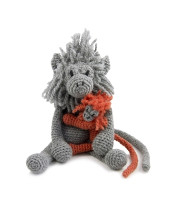 Crochet Charlotte the Silver Leaf Monkey and Baby Sat 23rd February (PM)