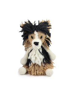 Crochet Christine the Shetland Sheepdog Sun 9th September (PM)