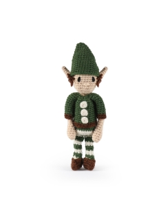 Mini Elf Doll