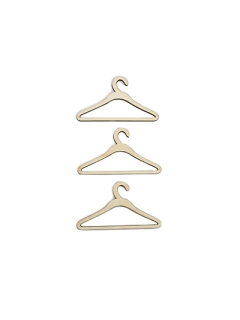 Coat Hanger Trio