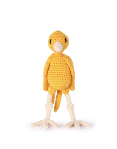 Crochet Ernest the Canary Sat 1st June (PM)