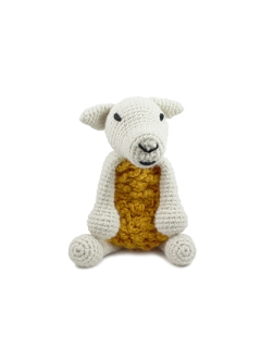 Crochet Eustice the Beltex Sheep Sat 2nd June (PM)