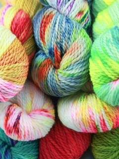 Learn to Hand Dye DK Sat 16th February (PM)