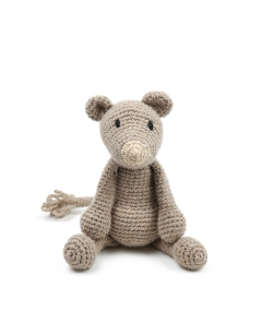 Crochet Freya the Dormouse Sat 16th March (PM)