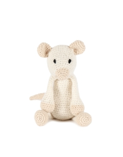 Crochet Hannah the Mouse Sat 16th March (PM)