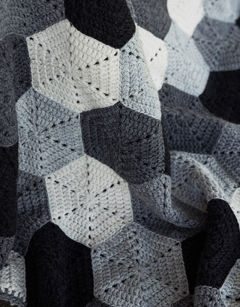 Learn to Crochet Hexagons Sun 3rd February (PM)