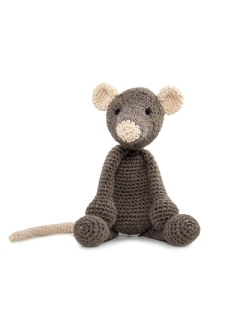 Crochet Ian the Rat Sat 27th October (PM)