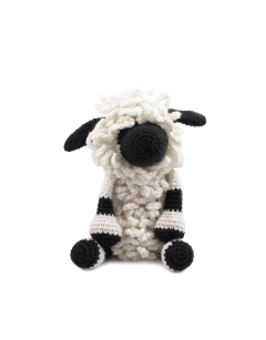 Lisa the Valais Blacknose Sheep