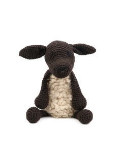 Crochet Molly the Suffolk Sheep Sat 2nd June (PM)