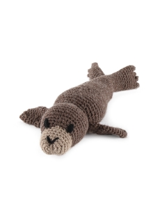 Crochet Olivia the Seal Sun 15th July (PM)