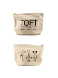 TOFT Zipped Project Bag