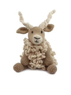 Crochet Tracy the Racka Sheep Sat 2nd February (PM)
