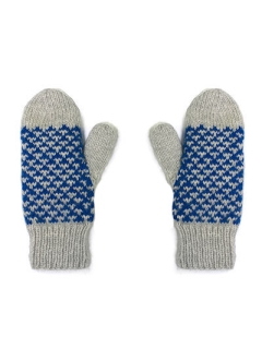 Triangle Mittens