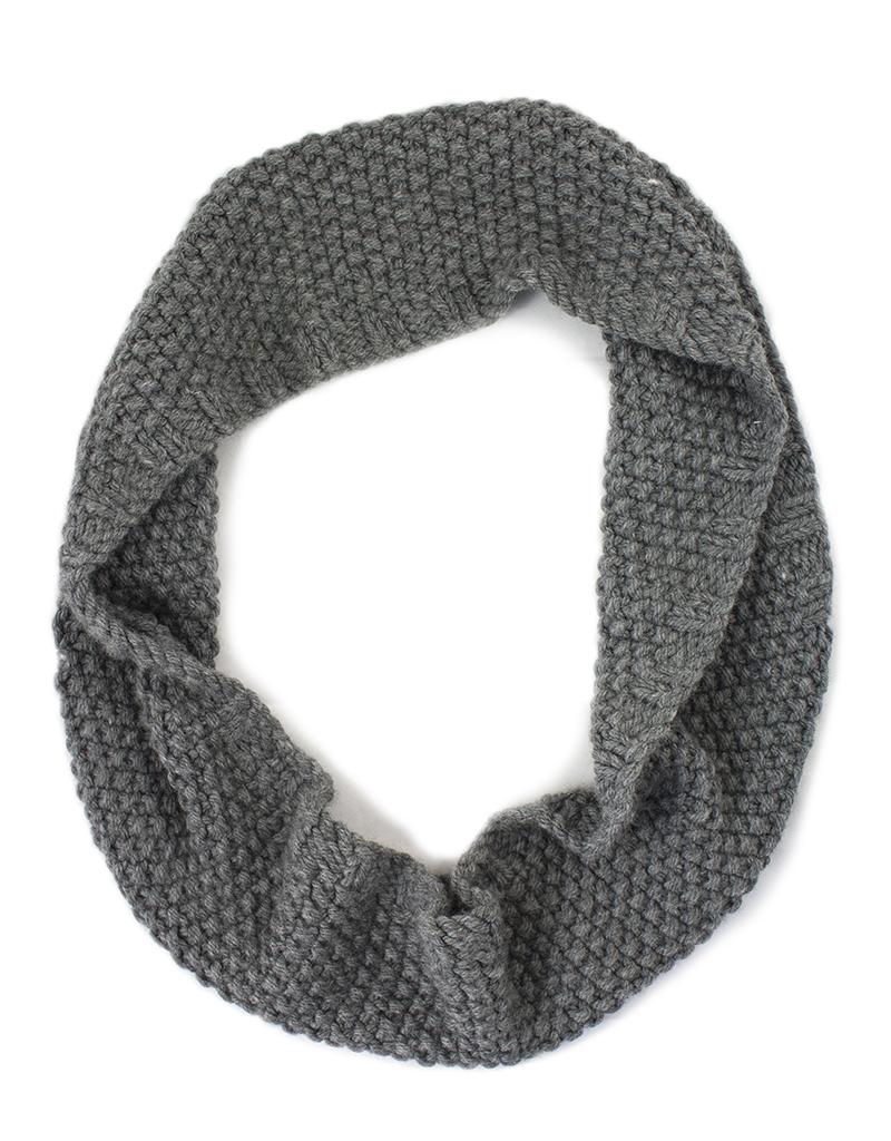 Snood Knitting Kit British Alpaca Wool Yarn Knitting Pattern For