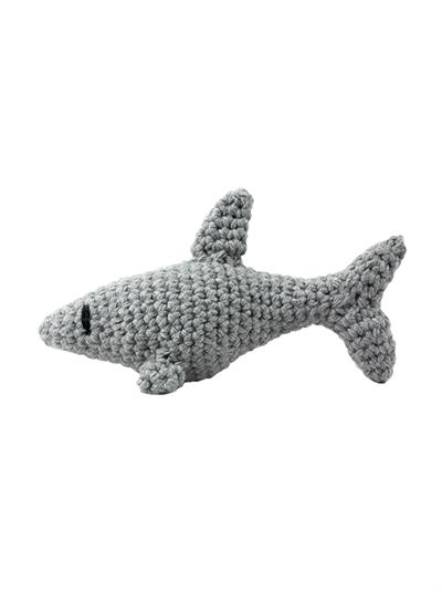 b8d489216b8 Baby Shark Amigurumi Crochet Project