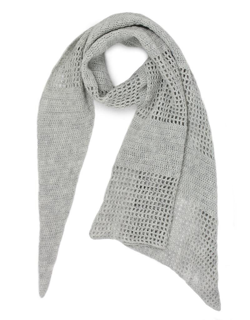 Grassmarket Shawl Crochet Kit Toft