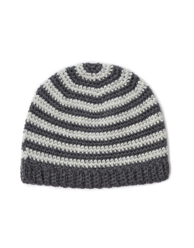 f9138e2a7 Striped Crochet Hat